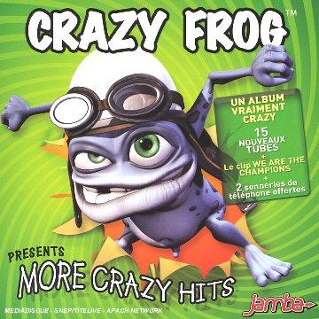 Crazy Frog Presents - More Crazy Hits