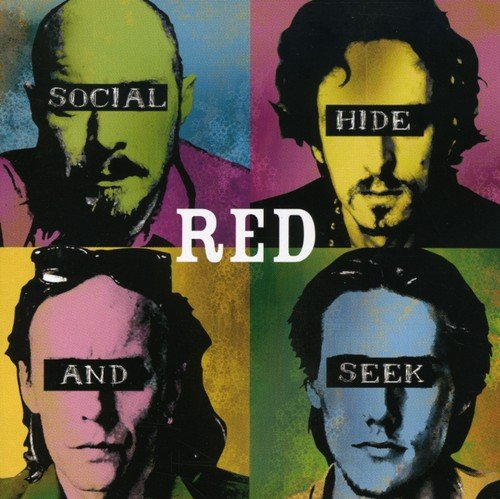 Red - Social Hide and Seek