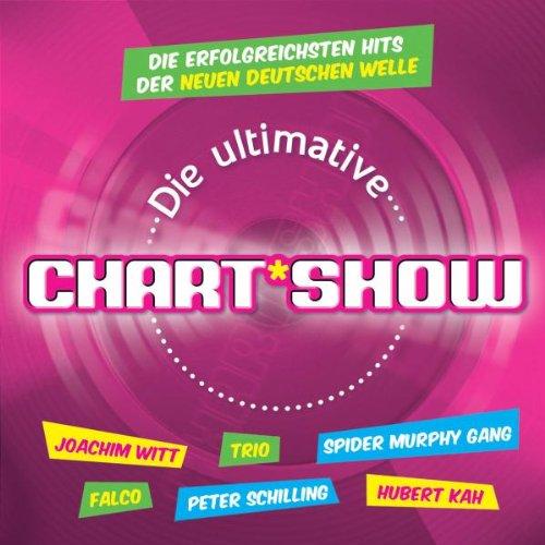 Sampler - Die Ultimative Chartshow - Neuen Deutschen Welle
