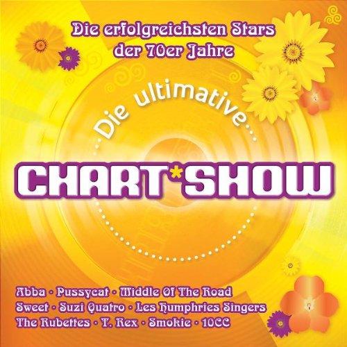 Various - Die Ultimative Chartshow - Die erfolgreichsten Stars der 70er Jahre