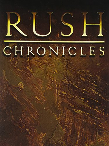 Rush - Chronicles (Sound Vision) (2CD DVD Deluxe Edition)