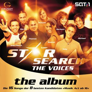Sampler - Star search the voices