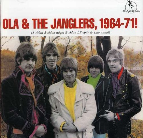 Ola & The Janglers - Best of 64-71