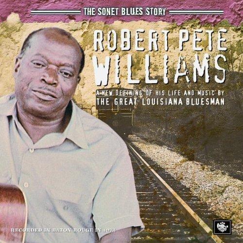Williams , Robert Pete - The Sonet Blues Story