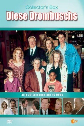 DVD - Diese Drombuschs - Die komplette Serie (16 DVD Collector's Box)