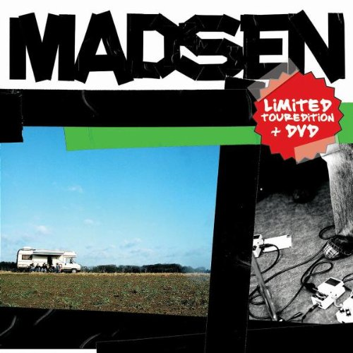 Madsen - o.Titel (Limited Touredition)