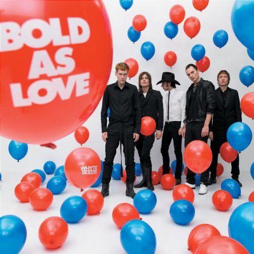 Whyte Seeds - Bold As Love