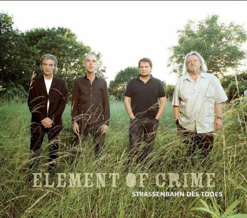 Element Of Crime - Strassenbahn des Todes (Maxi)