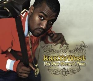 West , Kanye - The new workout plan (Maxi)
