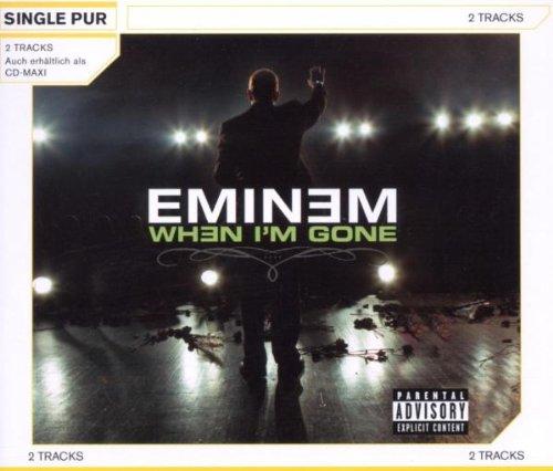 Eminem - When I'M Gone (Maxi)