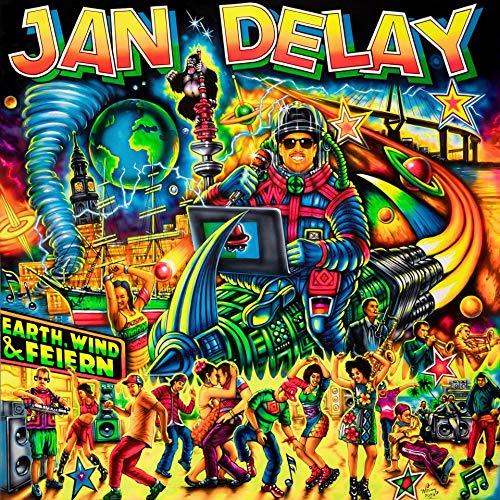 Delay , Jan - Earth, Wind & Feiern (Vinyl)