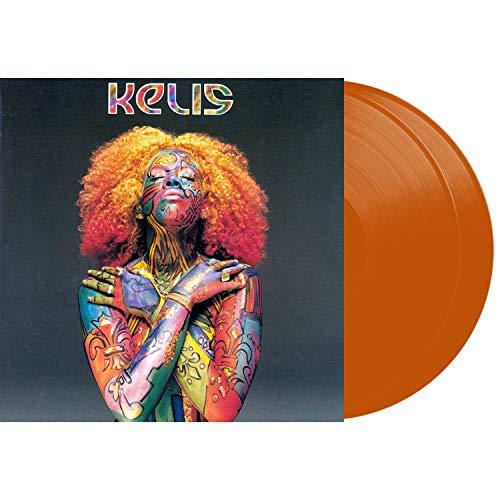 Kelis - Kaleidoscope (20th Anniversary ReIssue) (Limited Edition) (Orange) (Vinyl)