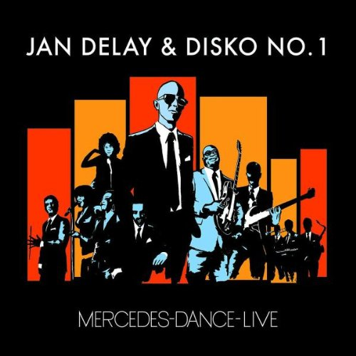 Delay , Jan - Mercedes-Dance Live