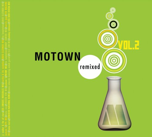 Sampler - Motown Remixed Vol.2