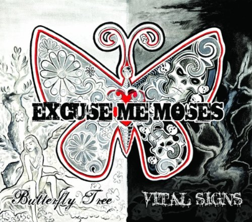 Excuse Me Moses - Butterfly Tree / Vital Sign (Maxi)