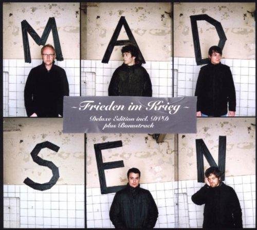 Madsen - Frieden im Krieg (Ltd. Deluxe Edit.)
