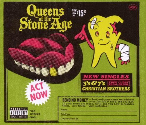 Queens of the Stone Age - 3's & 7's (Maxi)