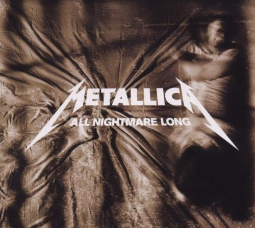 Metallica - All Nightmare Long  (2 Maxis   1 DVD)