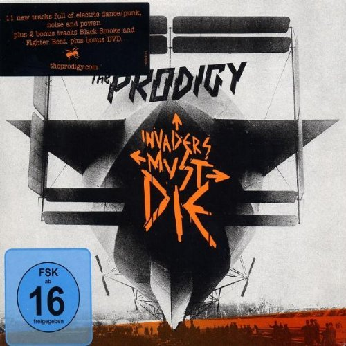 Prodigy , The - Invaders Must Die (Limited Deluxe Edition)