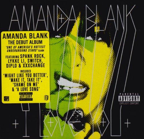 Blank , Amanda - I love you