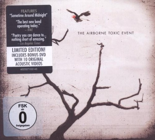 Airborne Toxic Event , The - o. Titel (Limited Deluxe Edition)