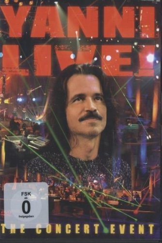 Yanni - Live! - The Concert Event
