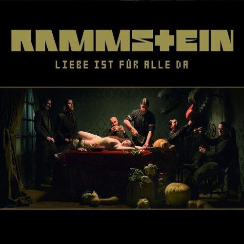 Rammstein - Liebe ist für alle da (erste Auflage)
