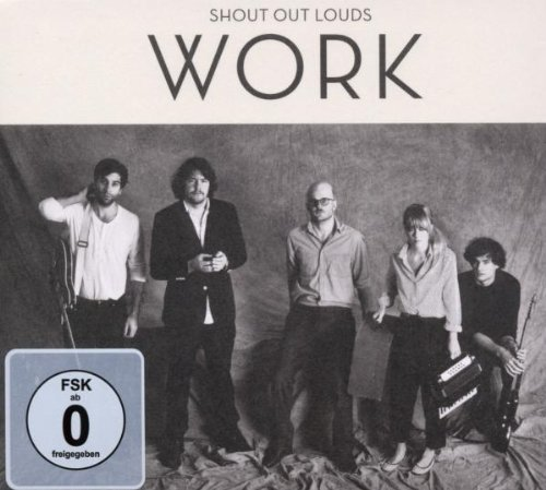 Shout Out Louds - Work (Limited Edition)