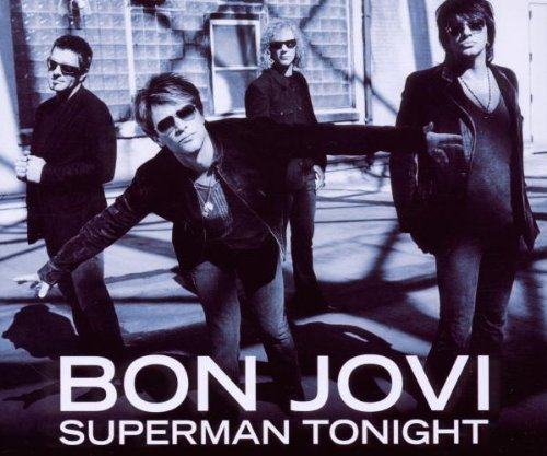 Bon Jovi - Superman Tonight (Maxi)