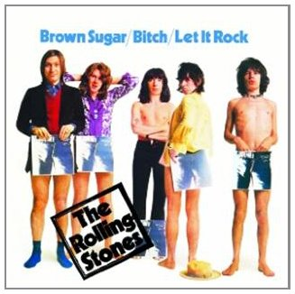 Rolling Stones , The - Brown Sugar / Bitch / Let it Rock (Maxi) (Limited Edition) (Vinyl)