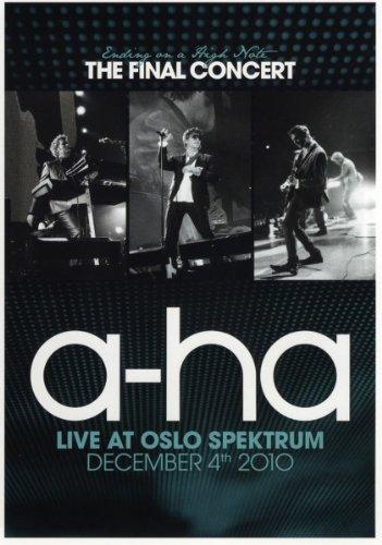 a-ah - a-ha - Ending on a High Note: The Final Concert