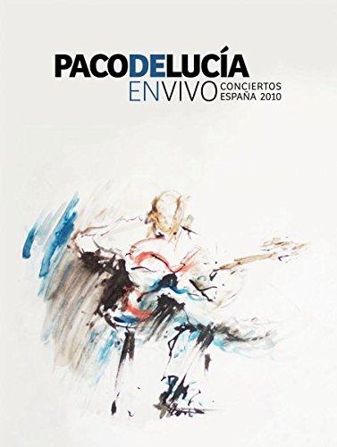 Lucia , Paco De - En Vivo (Conciertos Espana 2010) (2CD 1DVD)