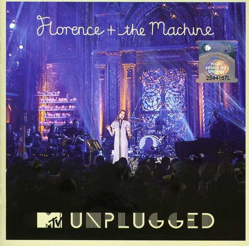 Florence   The Machine - MTV Unplugged (Limited Deluxe Edition)