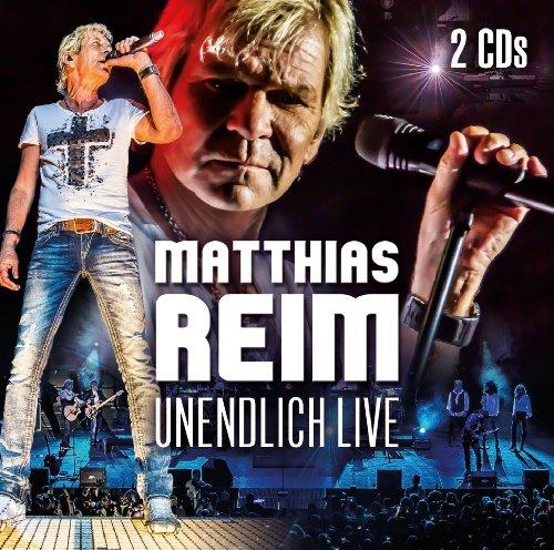 Reim , Matthias - Unendlich Live