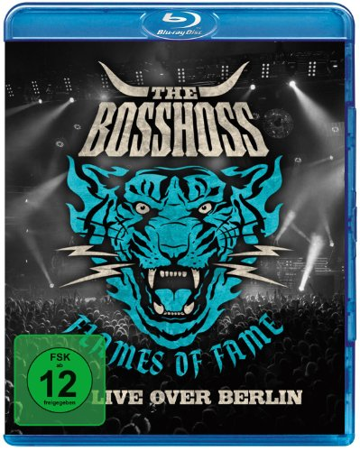 Bosshoss , The - Flames Of Fame - Live Over Berlin