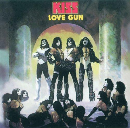 Kiss - Love Gun (German Version) (The Remasters)