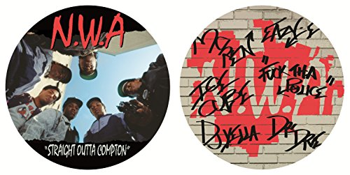 N.W.A - Straight Outta Compton (Picture) (Vinyl)
