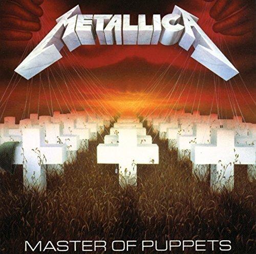 Metallica - Master of Puppets (LP) [Vinyl LP]