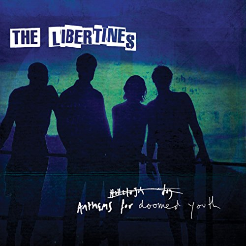 CD Cover von The Libertines - Anthems For Doomed Youth