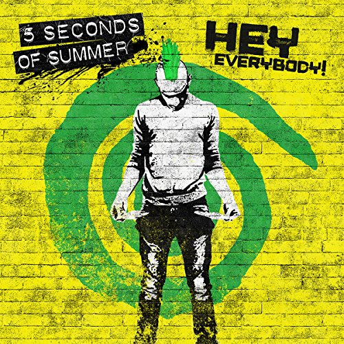 5 Seconds of Summer - Hey Everybody! (Maxi)