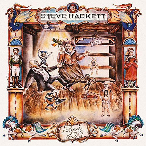 Hackett , Steve - Please Don't Touch (Limited Deluxe Edition)
