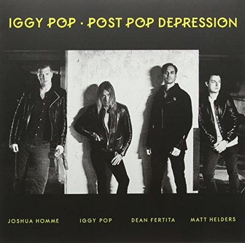 Iggy Pop - Post Pop Depression [Vinyl LP]