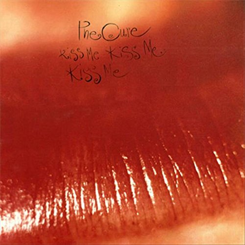 Cure , The - Kiss Me, Kiss Me, Kiss Me (Remastered) (Vinyl)