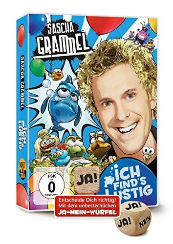 DVD - Ich find's lustig (Doppel DVD mit Ja-Nein-Würfel)
