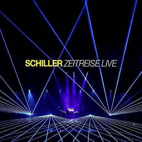 Schiller - Zeitreise - Live (Limited Deluxe Edition)
