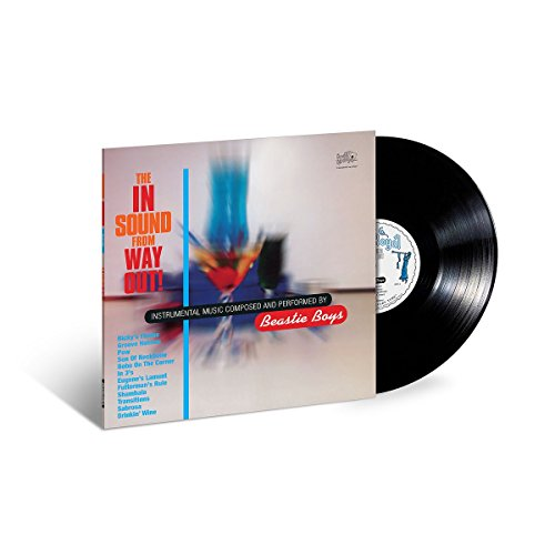 Beastie Boys - The In Sound From Way Out! - Instrumental Music Composed And Performed By Beastie Boys (Vinyl)