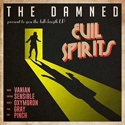 The Damned - Evil Spirits (Vinyl) [Vinyl LP]