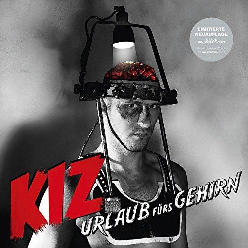 K.I.Z - Urlaub fürs Gehirn (Grey) (Limited New Edition) (Vinyl)