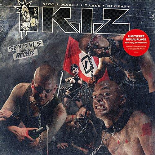 K.I.Z - Sexismus gegen Rechts (Red) (Limited Ne Edition) (Vinyl)