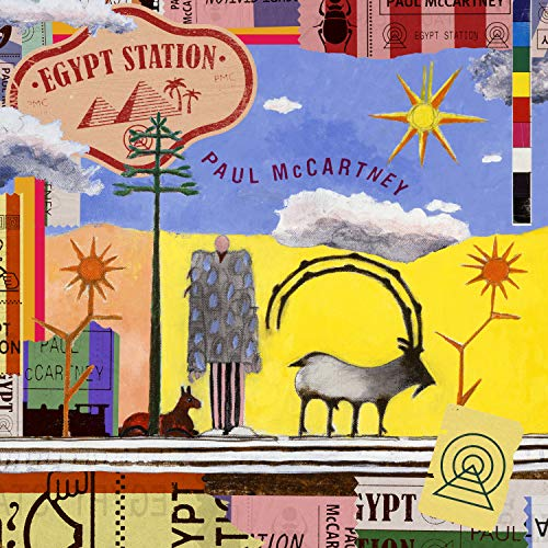 Paul Mccartney - Egypt Station (Ltd.Edt.,Deluxe Vinyl) [Vinyl LP]